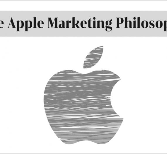 The Apple Marketing Philosophy (ปรัชญาการตลาดของบริษัท Apple)